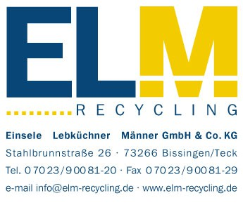 ELM Recycling GmbH & Co. KG Bild 1